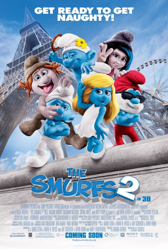 The Smurfs 2 poster 4