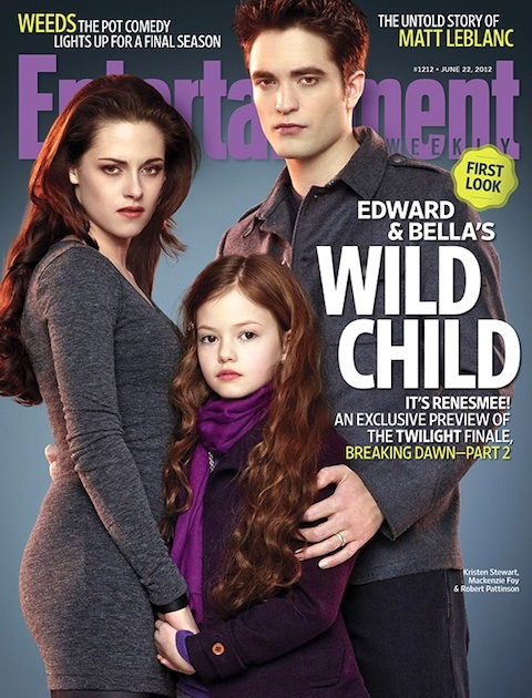 The Twilight Saga Breaking Dawn - Renesmee 2