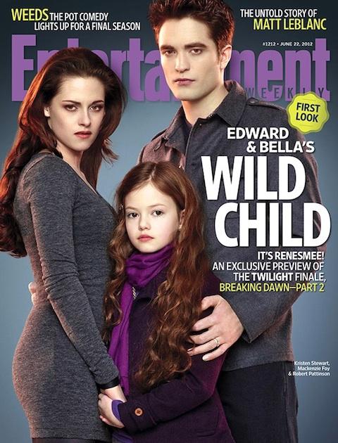 The Twilight Saga Breaking Dawn - Renesmee 2