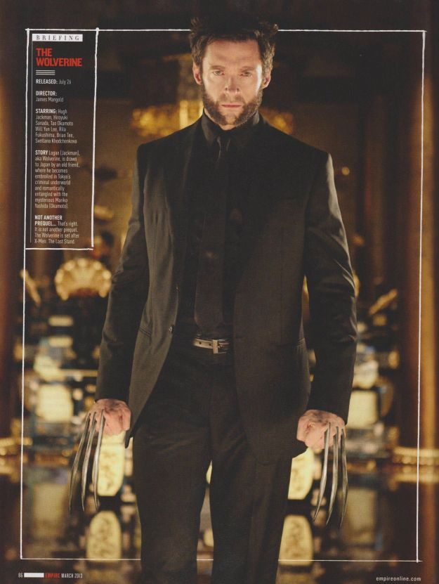The Wolverine (Empire Magazine) - 1