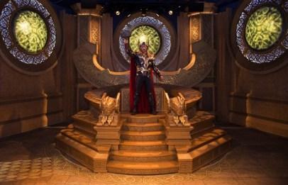 Thor Disneyland 1