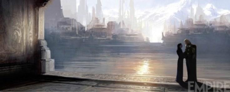 Thor The Dark World Empire 5