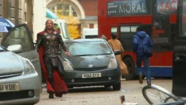 Thor the Dark World street