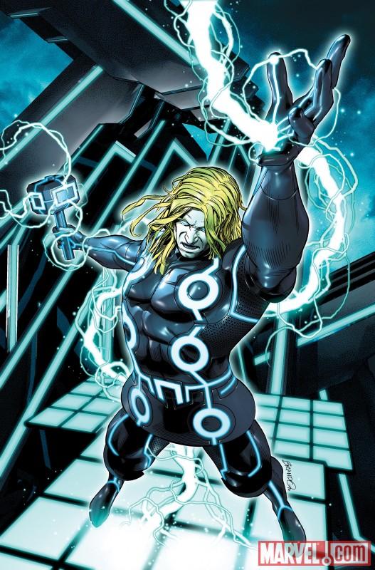 Thor Tron Variant