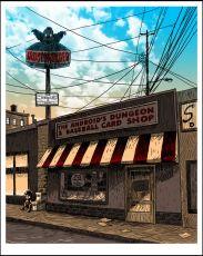 Tim Doyle - The Simpsons Comic