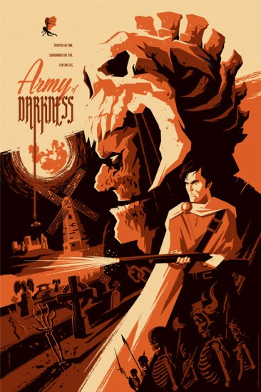 Tom Whalen - Army of Darkness variant