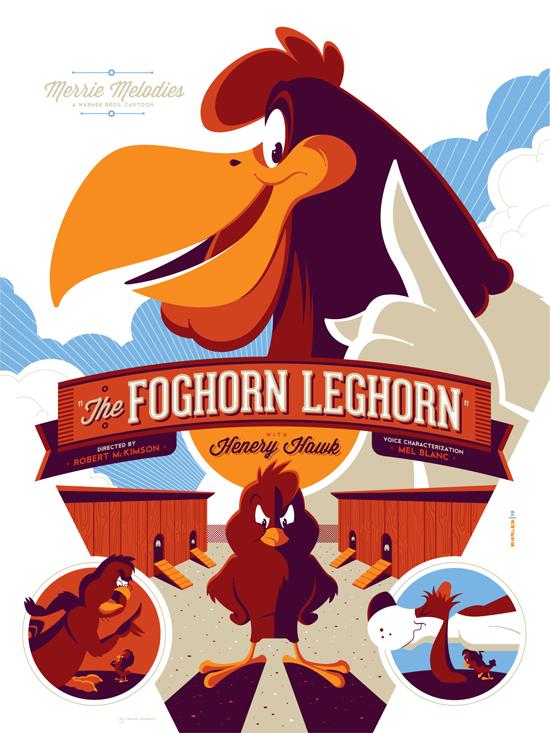 Tom Whalen - Foghorn Leghorn Reg
