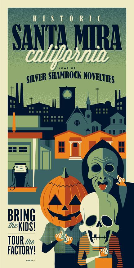 Tom Whalen - Halloween 3