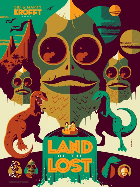 Tom Whalen - Land of the Lost regular