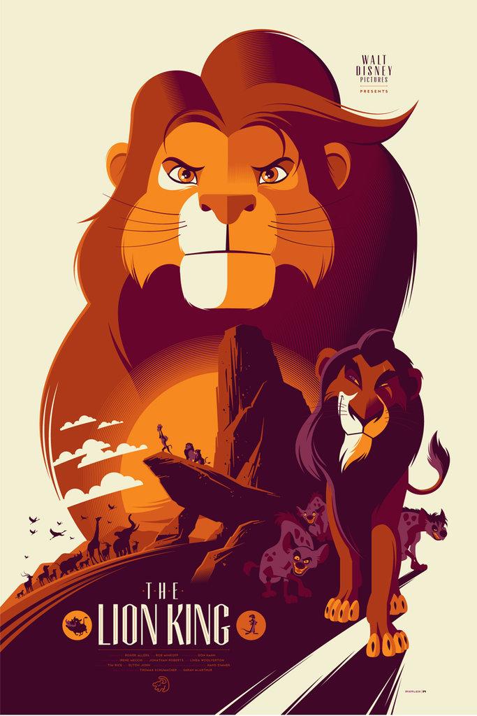 lion king mondo