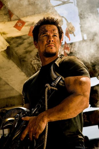 Transformers 4 Wahlberg poster