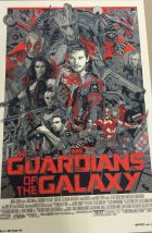 Tyler Stout - Guardians of the Galaxy variant pic
