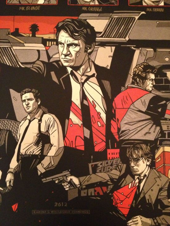 Tyler Stout - Reservoir Dogs 3