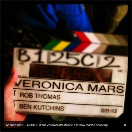 Veronica Mars Instagram