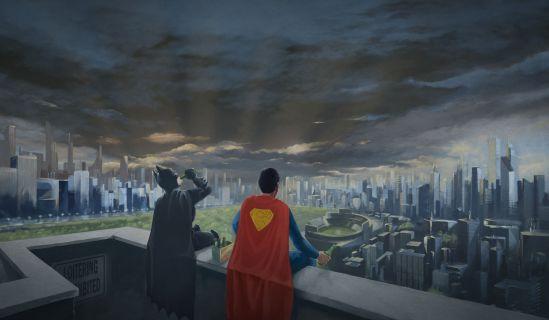 Vincent Carrozza - Batman Superman