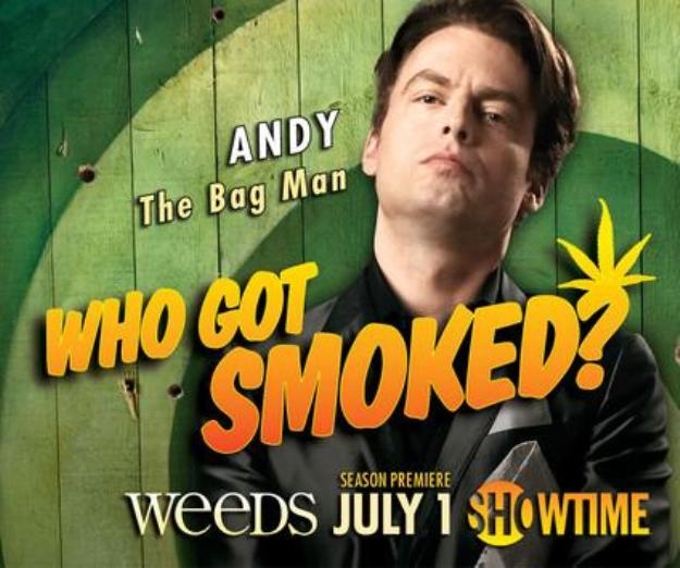 Weeds Season 8 - Andy