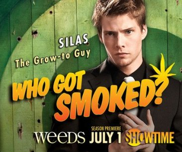 Weeds Season 8 - Silas