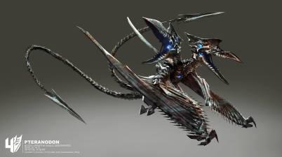 Wesley Burt - Pteranodon