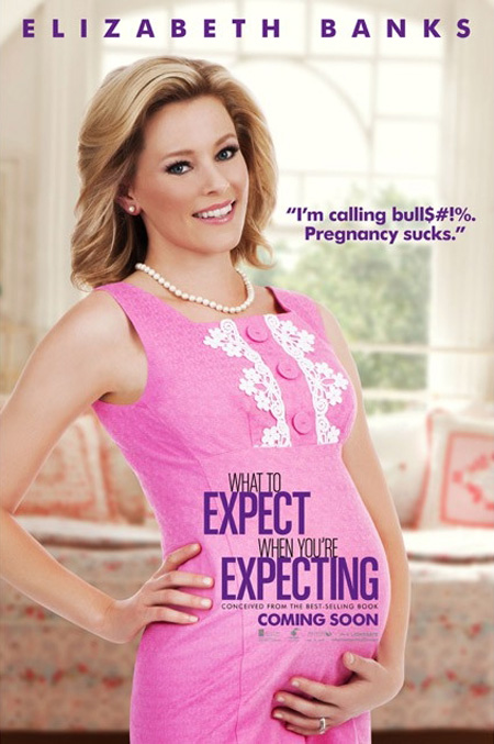 What to Expect When You're Expecting - Elizabeth Banks