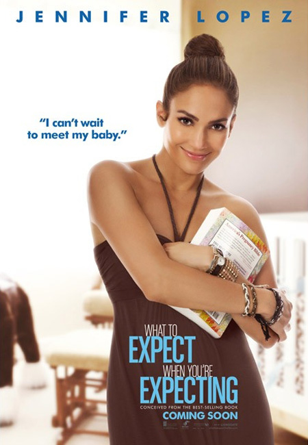 What to Expect When You're Expecting - Jennifer Lopez