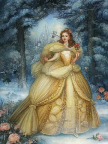 Winter's Rose by Annie Stegg
