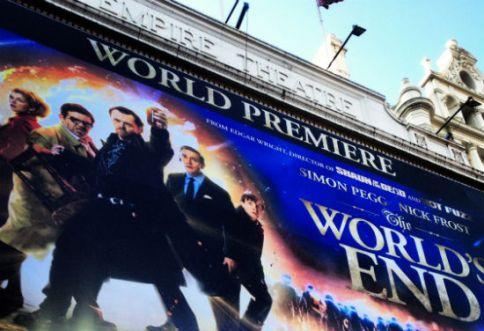 Worlds End Premiere