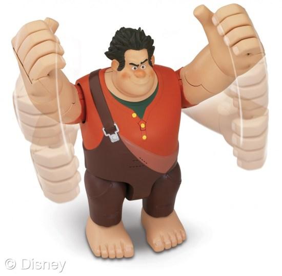 Wreck-It Ralph - Wreck-It Ralph Talking Figure