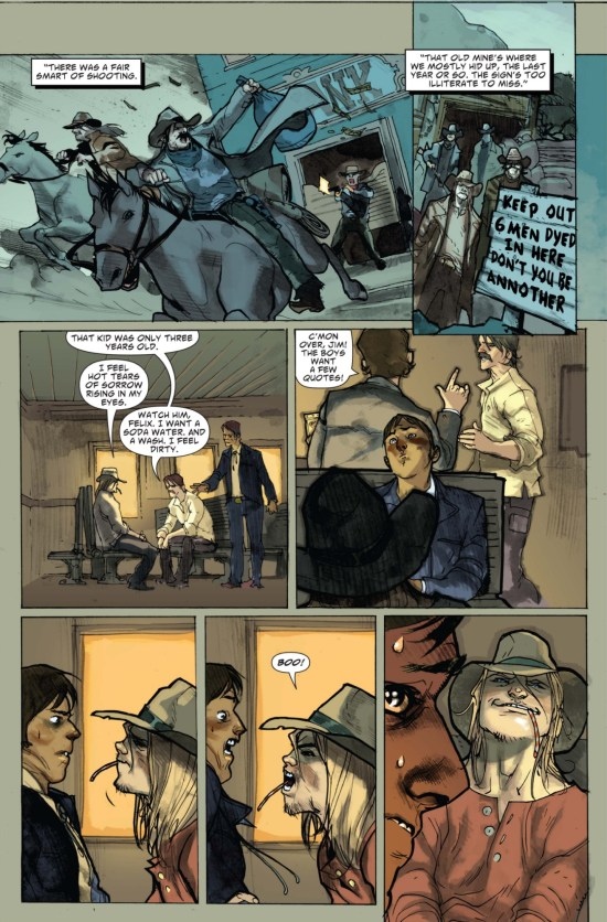 American Vampire comic book - Page 23