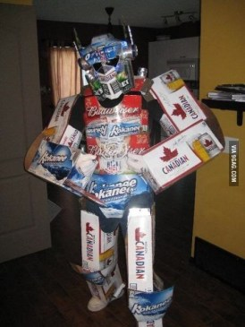 Beer-Boxtimus Prime