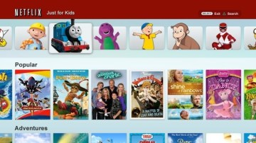 Netflix 'Just for Kids'