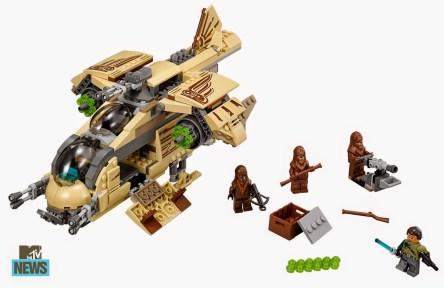 Star Wars Rebels' Lego Set