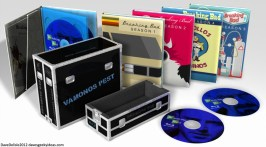 Fan-created Breaking Bad Collection Blu-Ray Case