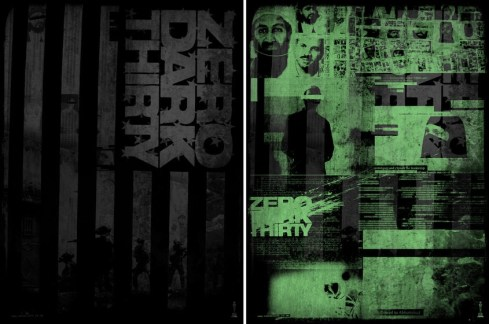 ZERO DARK THIRTY by Godmachine