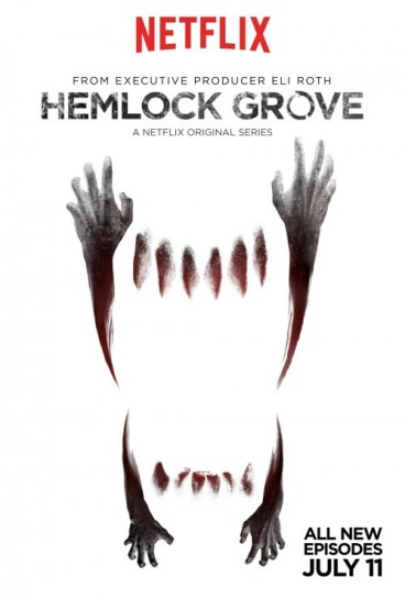 'Hemlock Grove' Season 2 Key Art