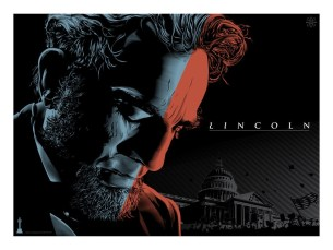 LINCOLN by artist Jeff Boyes