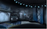 Transformers: The Ride queue concept art