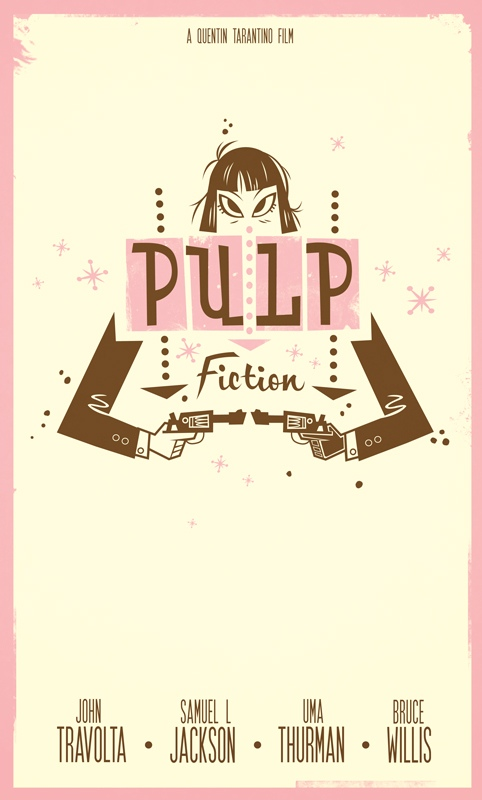 Bobby O'Herlihy's Pulp Fiction