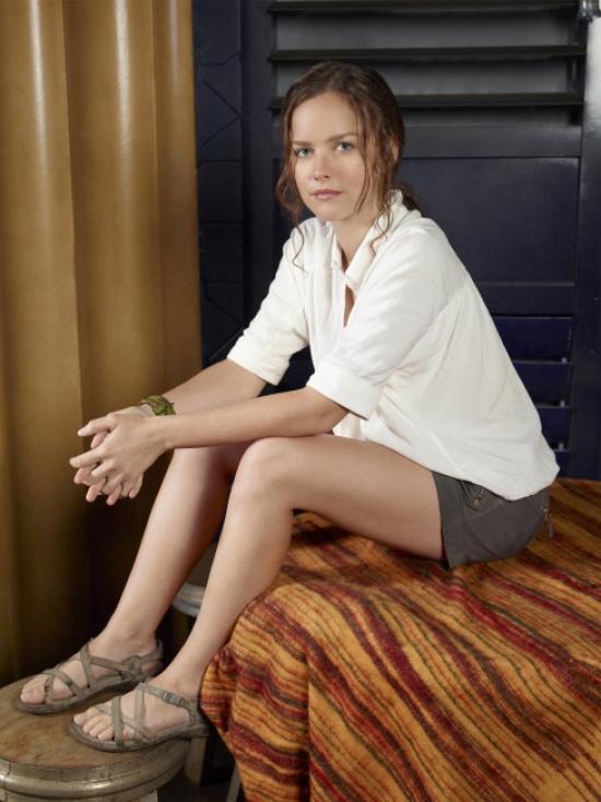TERRA NOVA: Allison Miller as Skye