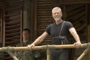 TERRA NOVA: Stephen Lang as Commander Nathaniel Taylor