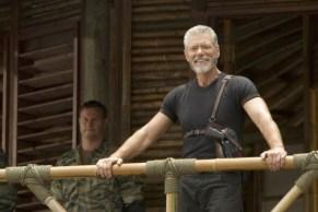 TERRA NOVA: Stephen Lang as Commander Nathaniel Taylor
