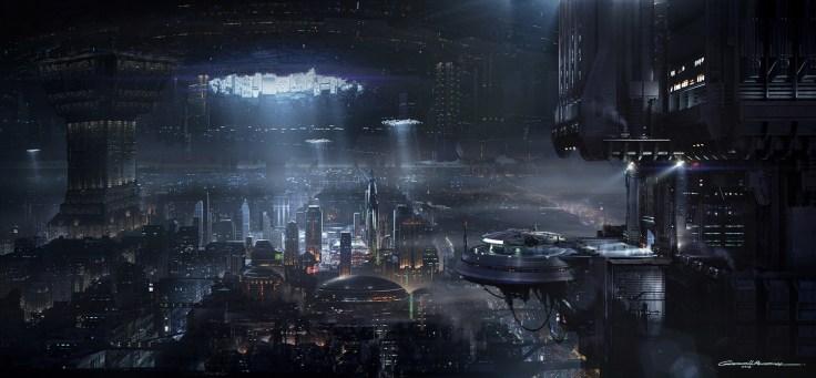 Star Wars 1313 concept art