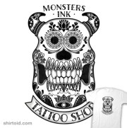 Monsters INK Sulley t-shirt