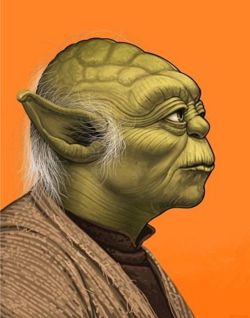 Mike Mitchell Yoda