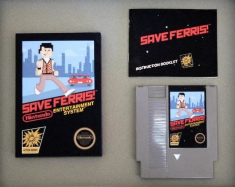"Joey Spiotto ""Save Ferris"""