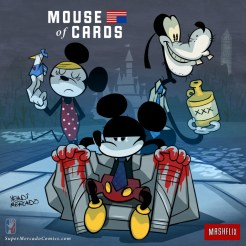 Mouse of Cards