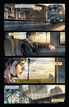 Superman: Earth One - More Preview 1