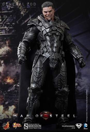 Sideshow/Hot Toys Man Of Steel General Zod Sixth Scale Figure