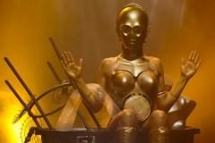 Star Wars C-3PO burlesque
