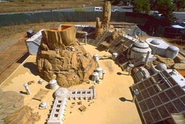 Star Wars prequels miniatures