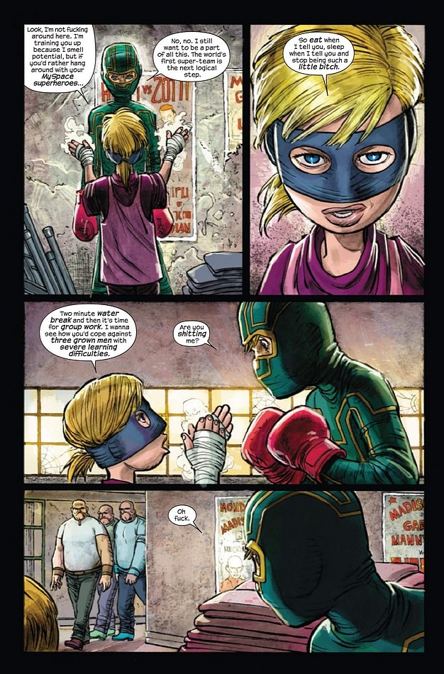 Kick-Ass 2 Page 9